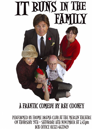 It Runs in the Family - poster